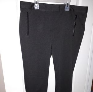 BNWT Joe Fresh Grey Stretch Dress Work Legging